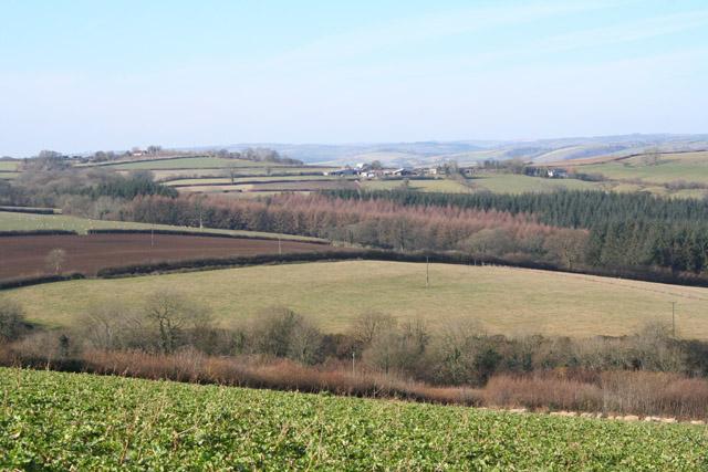 Clayhanger: site of Roman fort