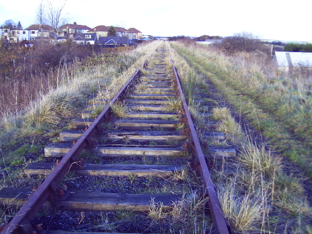 Railway at Barrmill