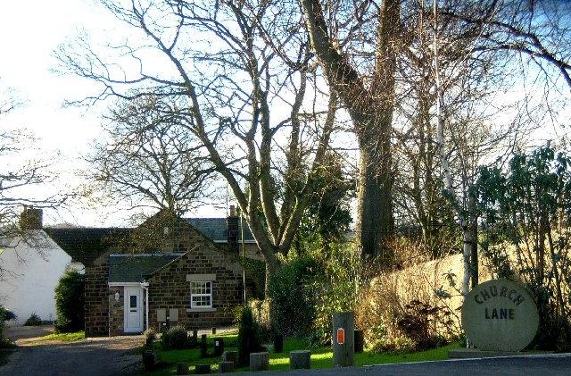 Church Lane, Ridgeway, Nr Sheffield