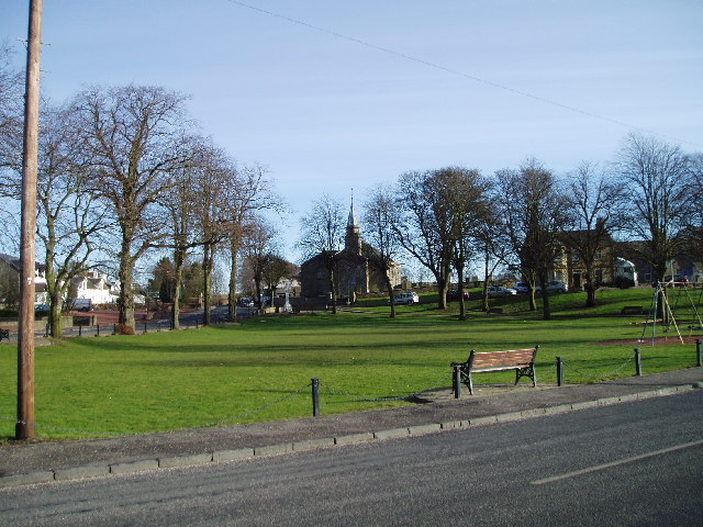 Carstairs Village Green