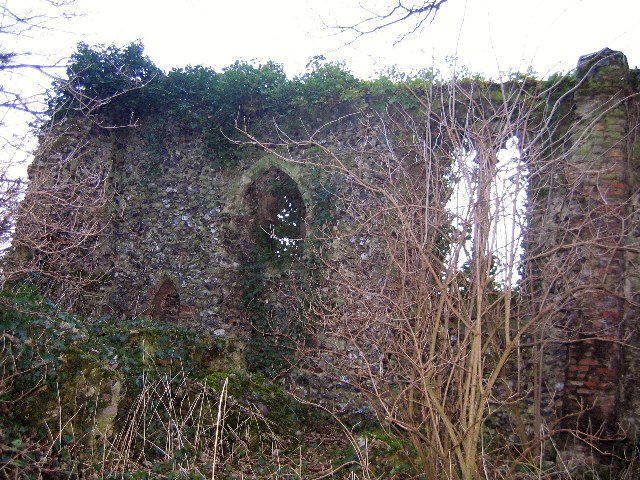 Ruins of St. Andrew's, Whitlingham