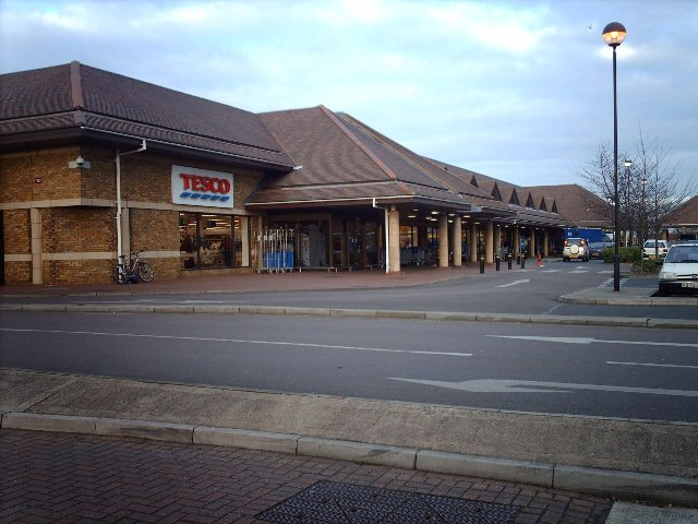 Tesco Superstore - Colney Hatch