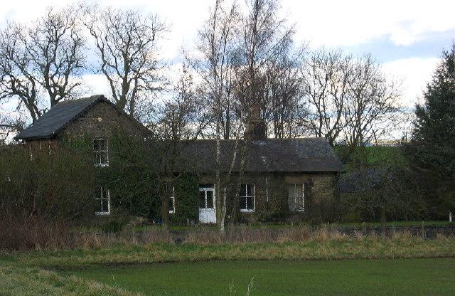 Meldon Station House