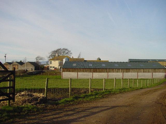 West House Farm, Peluthro