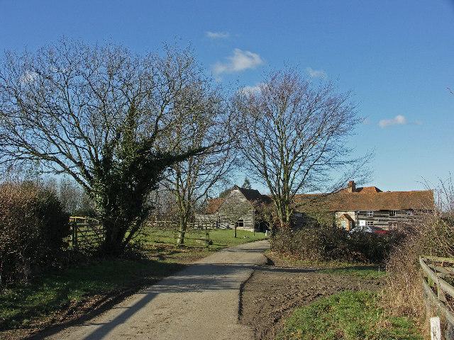 Fryers Farm, Lane End