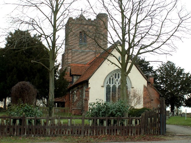 All Saints church, Theydon Garnon, Essex