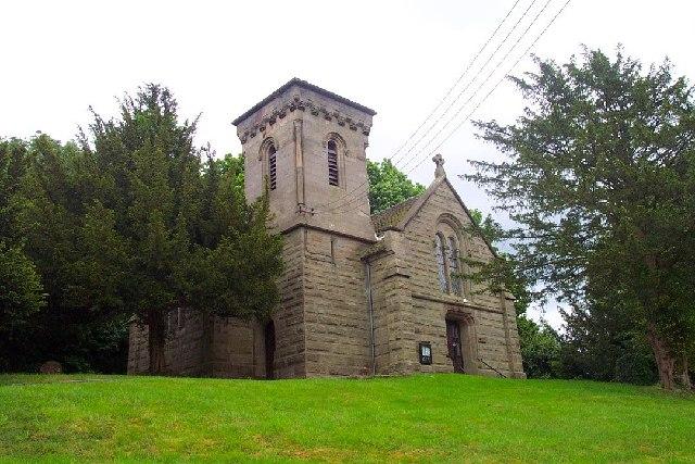 St. Mary, Moreton