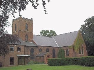 Christ Church, The Lye