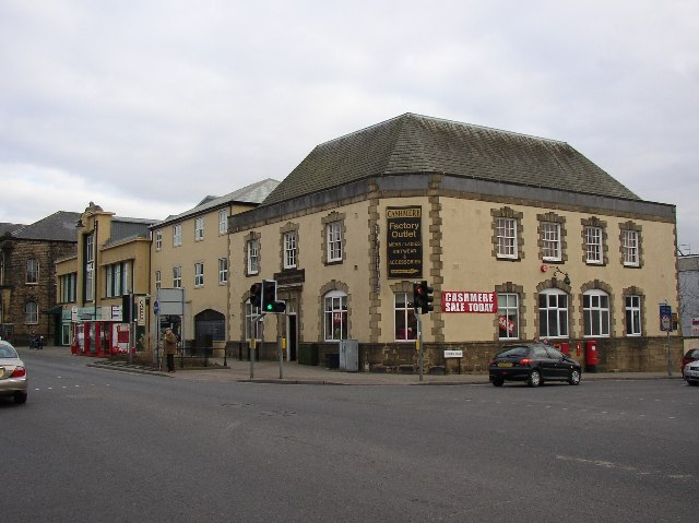 Former Post Office, Mirfield, Yorkshire