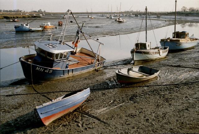 Blackwater Fishing Vessels