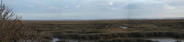 Two Tree Island Panorama