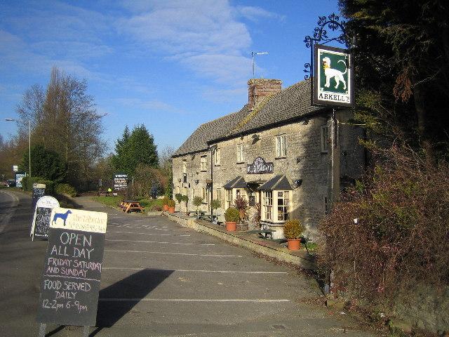 Eynsham: The Talbot Inn