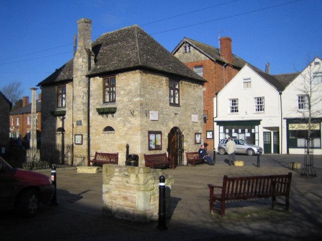 Eynsham: The Market Square