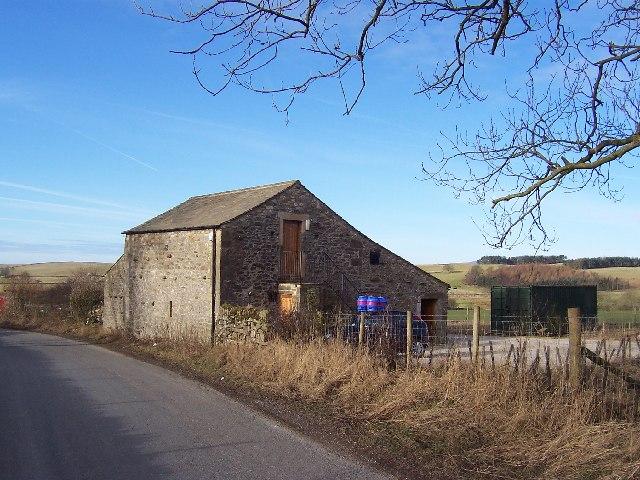 Coonlands Barn