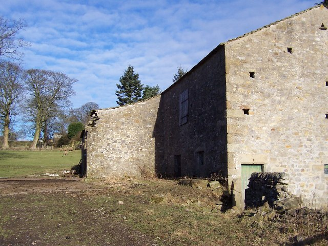 Farm Building, near Hetton