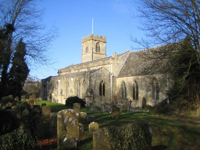 Eynsham: St Leonard's Church