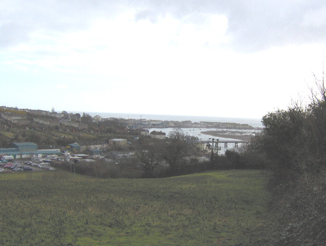 Broadmeadow, Teignmouth, from The Lea