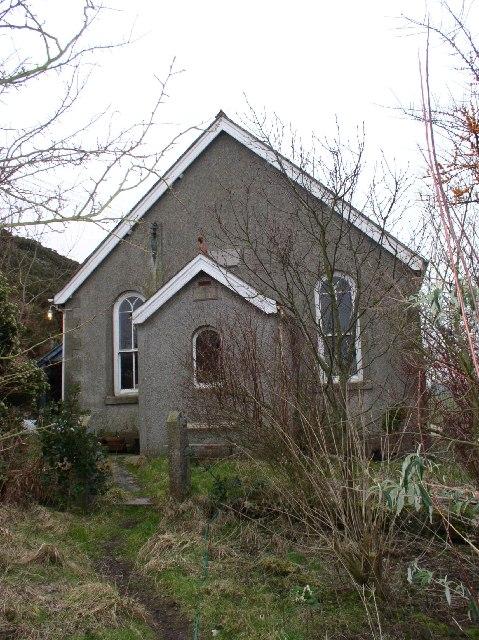 Cricor Chapel
