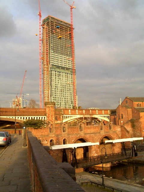 Beetham Tower, 301 Deansgate