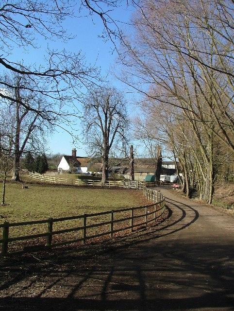Oaks Cross Farm.
