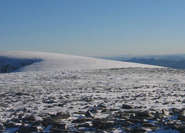 High Plateau of Maoile Lunndiadh