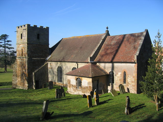 Loxley Church