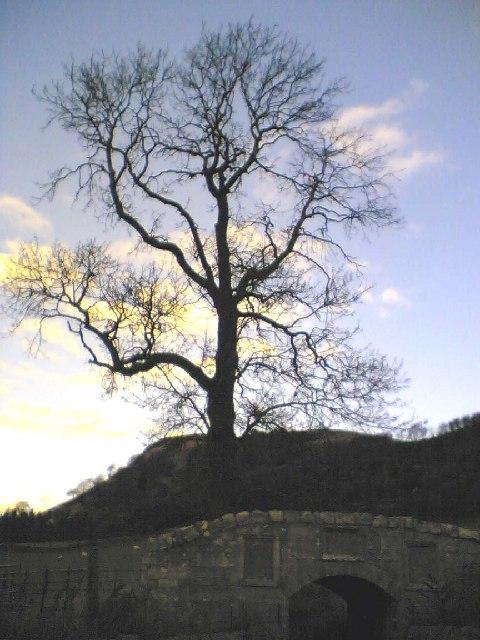 Parenwell Bridge Monument
