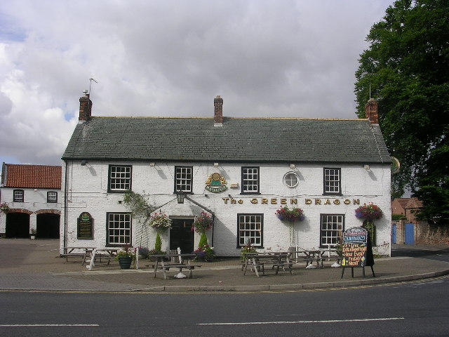 The Green Dragon, Welton