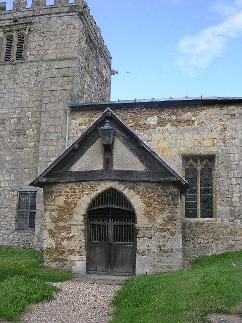 All Hallows Church, Goodmanham