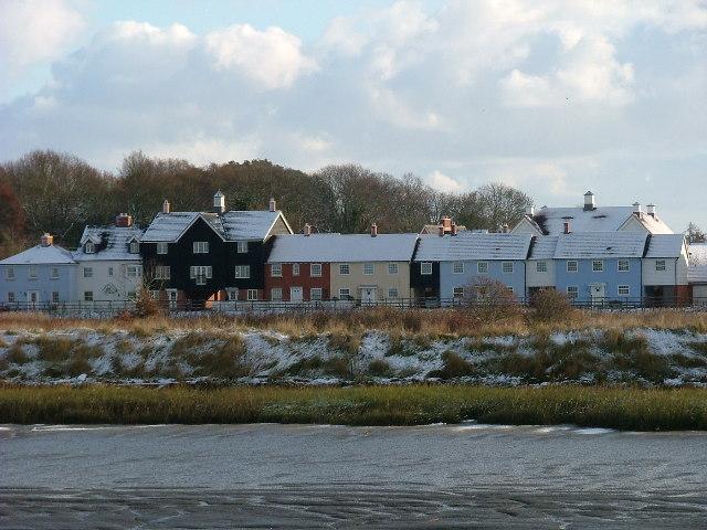 Wivenhoe Winter