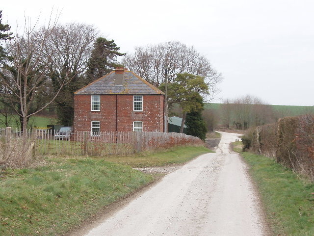 House by Parry's Field Barn, Fisherton de la Mere