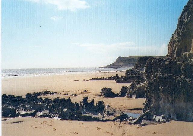 Mewslade Bay, Gower