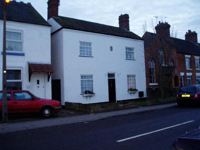 Hinckley Road, Stoney Stanton