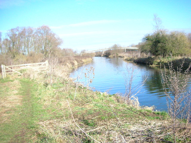 River Nene below Higham Ferrers