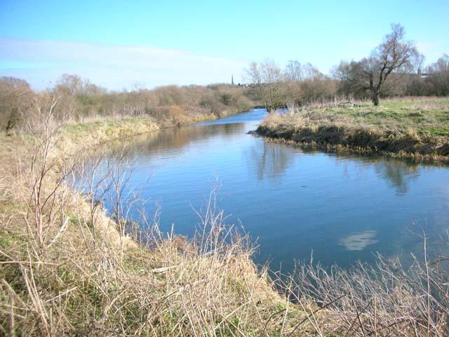 River Nene below Higham Ferrers