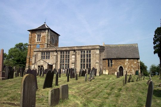St. Swithun, Great Dalby