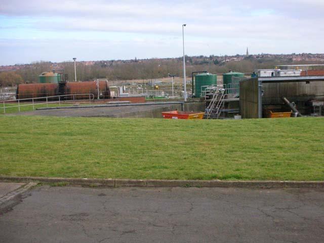 Broadholme Sewage Works