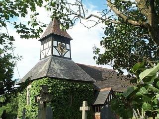 St. Matthew, Harlaston