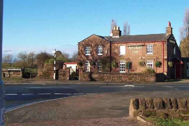 The Anchor Inn, Thurstaston Road, Irby
