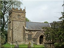 ST4713 : St. Margaret, Middle Chinnock by Geoff Pick