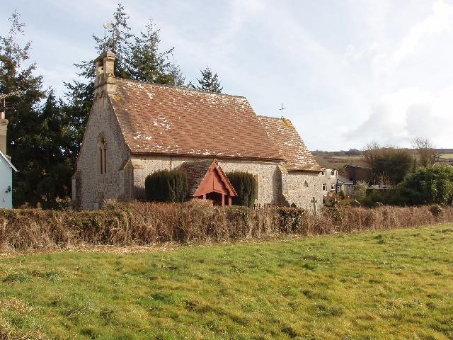 St John the Evangelist church, Luton, Devon