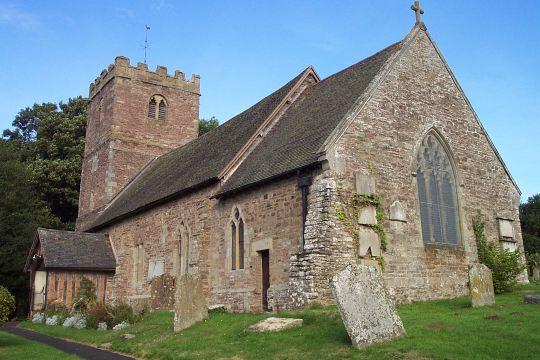 St. Milburgha's Church, Stoke St. Milborough