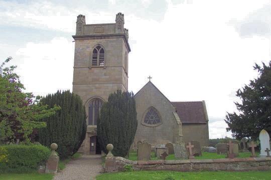 St. Bartholomew, Moreton Corbet