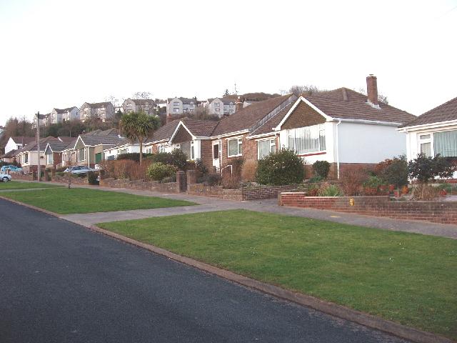 Swedwell Road, Barton, Torquay