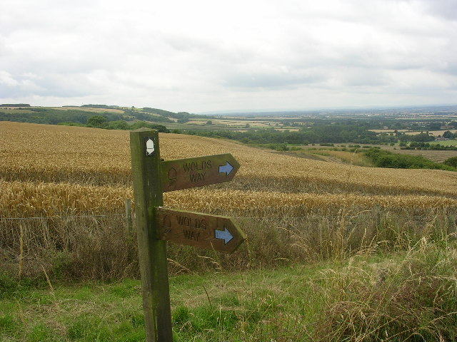Wolds Way, Potter Brompton Wold