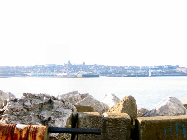 'Cross the Mersey