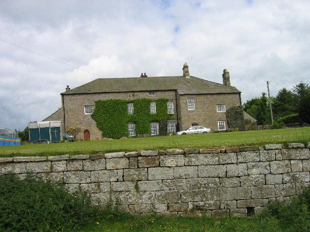 East Shaftoe Hall