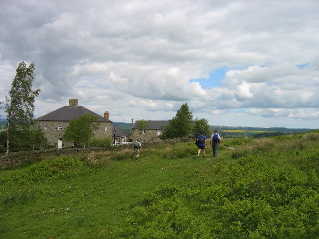 Shaftoe Grange