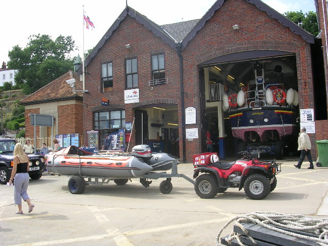 Filey lifeboat station