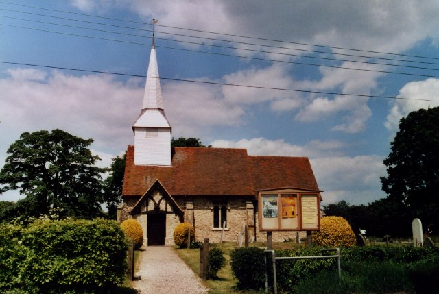 St. Mary's church, Hawkwell, Essex